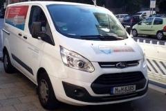 Service-Wagen-schnelle-Rohrreinigung