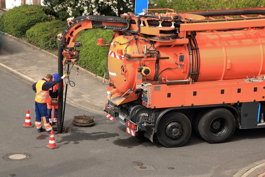Rohrreinigung in München Anfrage